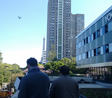 Tournage institutionnel Beaugrenelle