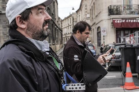 Tournage fiction Bordeaux