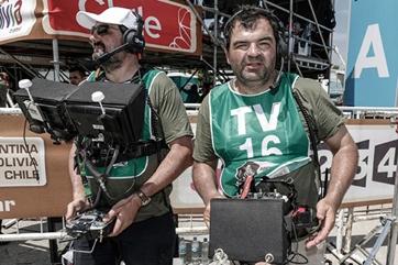 Equipe rallye Dakar 2016